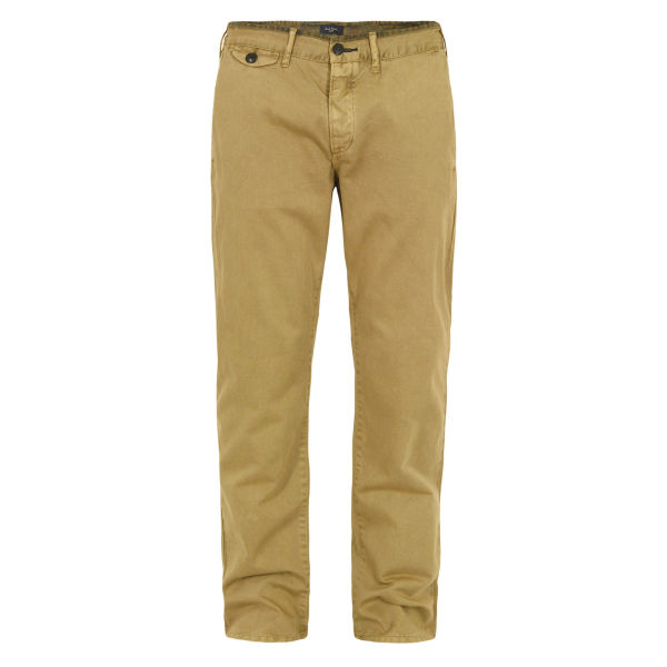 Paul Smith Jeans Men's 945K Contrast Waistband Trousers - Taupe
