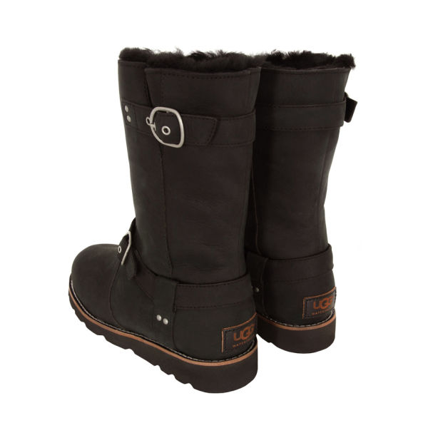 ugg s noira boots black free uk delivery 163 50