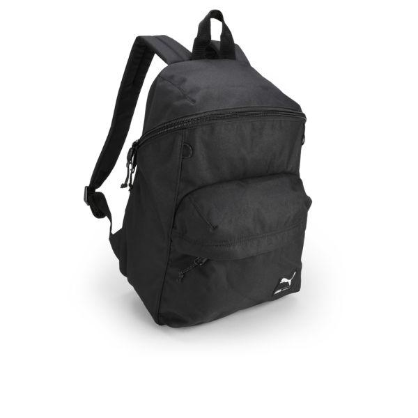 Puma Foundation Backpack - Black  Image 2 4ab4e8e43b3bb