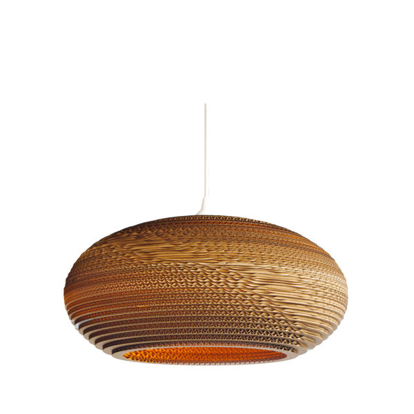 Graypants Disc Pendant Lamp - 20 Inch