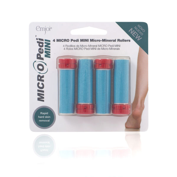 MICRO Pedi MINI Replacement Rollers