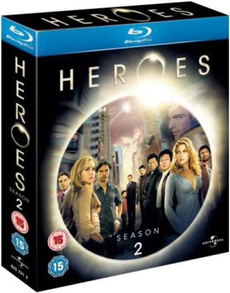 Heroes - Saison 2