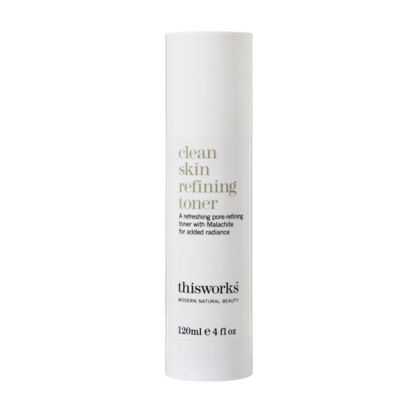this works Clean Skin Refining Toner (120ml)