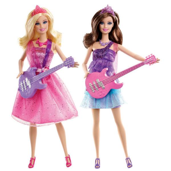 Barbie Princess Popstar Assortment Toys Thehut Com