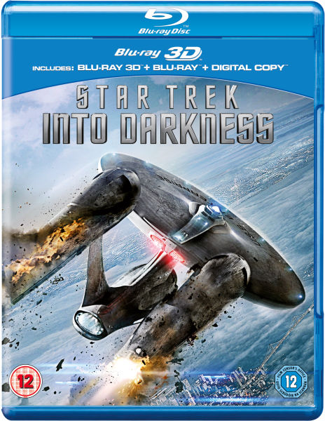 Star Trek: Into Darkness 3D (Includes 2D Version and Digital Copy)