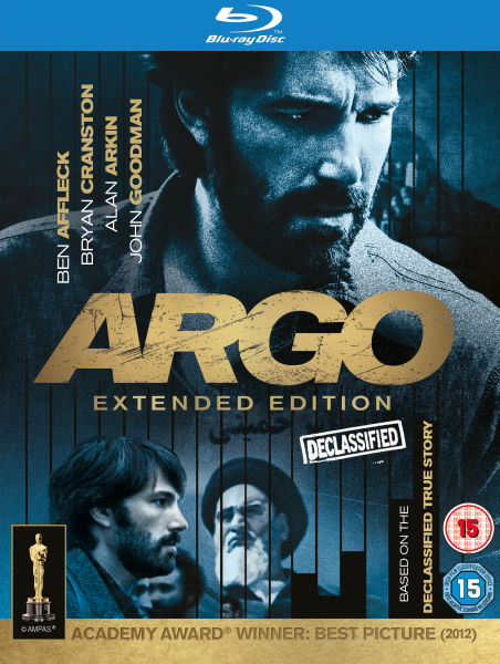 Argo Declassified (Includes UltraViolet Copy)