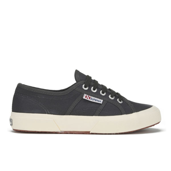 Superga 2750 Cotu Classic Trainers - Dark Grey