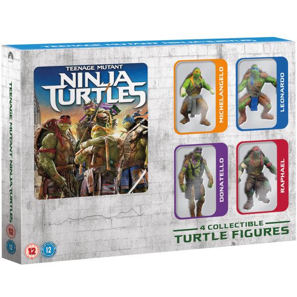 Teenage Mutant Ninja Turtles – Zavvi Exclusive Limited Edition Figure Pack