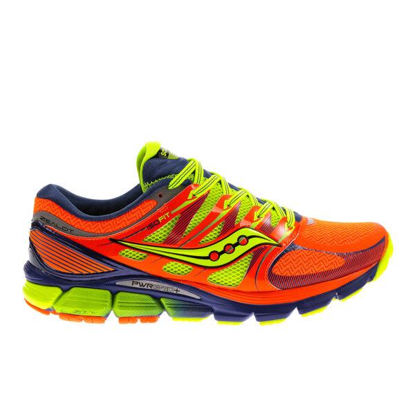 Saucony Mens Running Shoes Orange Yellow