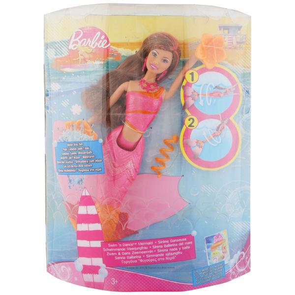 Barbie Swim Mermaid Doll Pink Iwoot