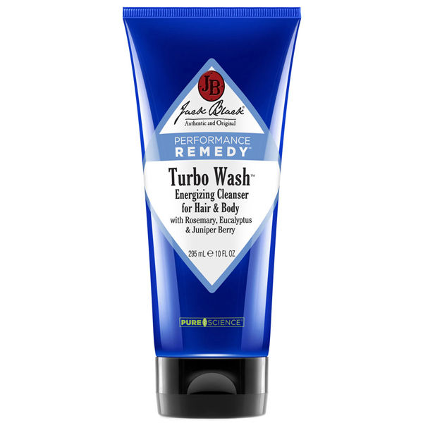 Jack Black Turbo Wash Energising Hair & Body Cleanser 295ml