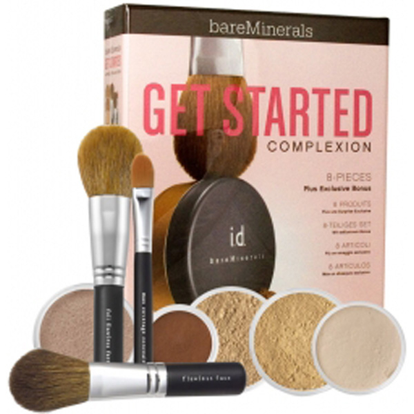 Bare Escentuals Get Started Complexion Kit Light 9
