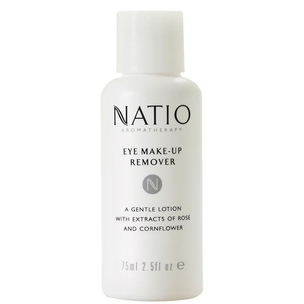 Démaquillant pour les yeux de Natio(75ml)