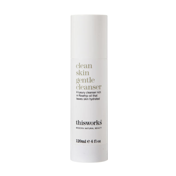 this works Clean Skin soin nettoyant doux (120ml)