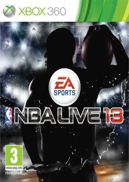 Nba Live 13 Xbox 360 Zavvi