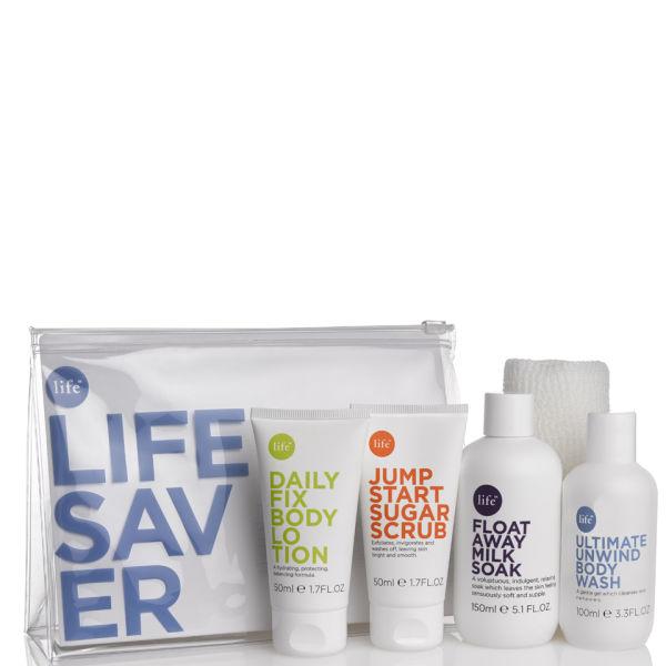 Life NK Life Saver Gift Set | Free Shipping | Lookfantastic