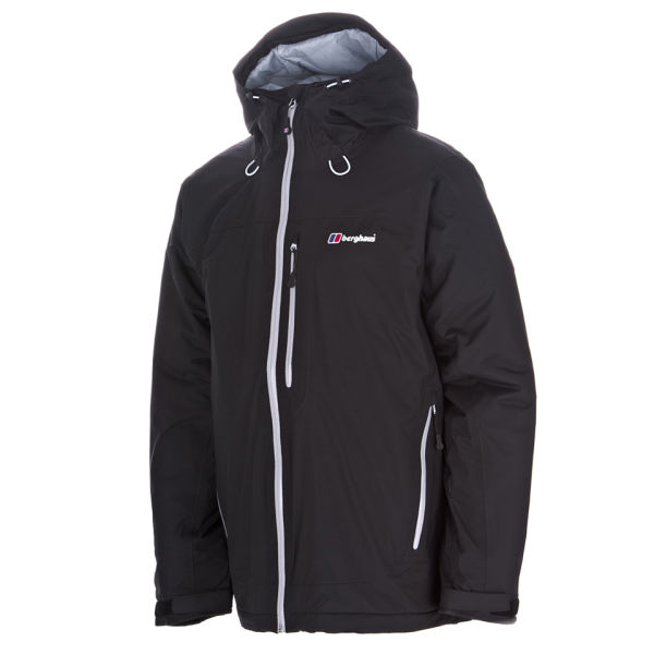 2f8a5cb5ebc74 Berghaus Men s Maitland In Shell Jacket - Black Clothing