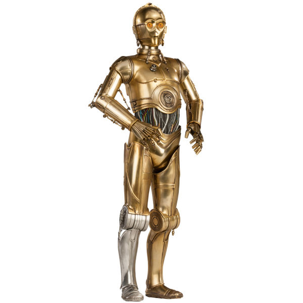 Sideshow Collectibles Star Wars C-3PO 1:6 Scale Figure