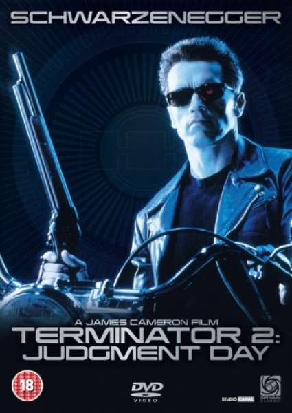 Terminator 2 Judgment Day Dvd Zavvi