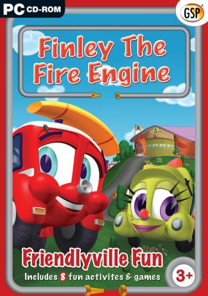 Finley The Fire Engine Computing Zavvi