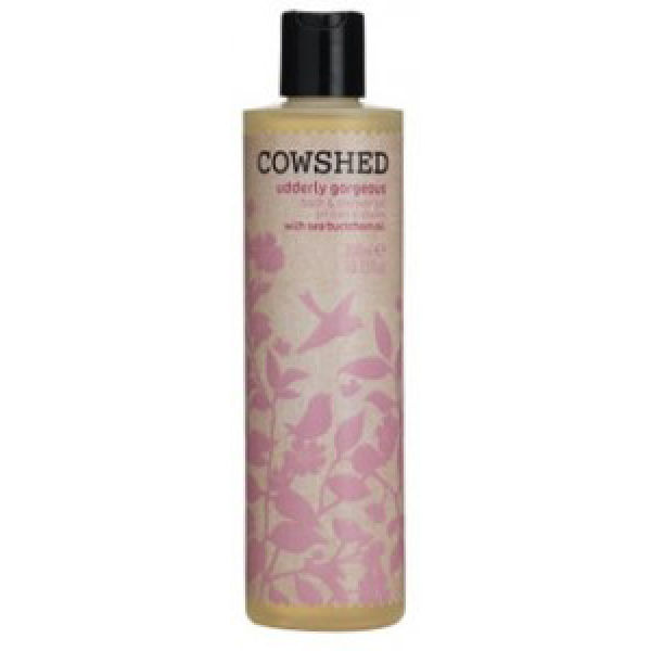 Gel de baño y ducha Udderly Gorgeous de Cowshed 300 ml