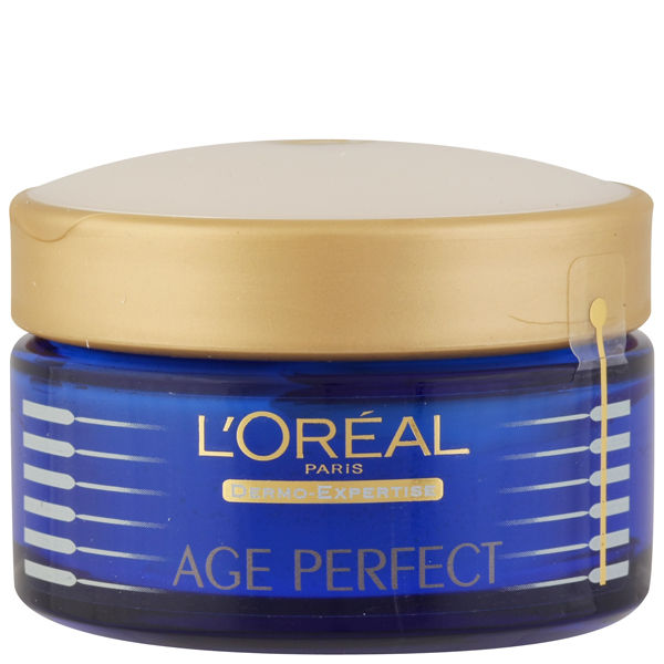 L'Oreal Paris Dermo Expertise Age Perfect Re-Hydrating Night Cream (50ml)