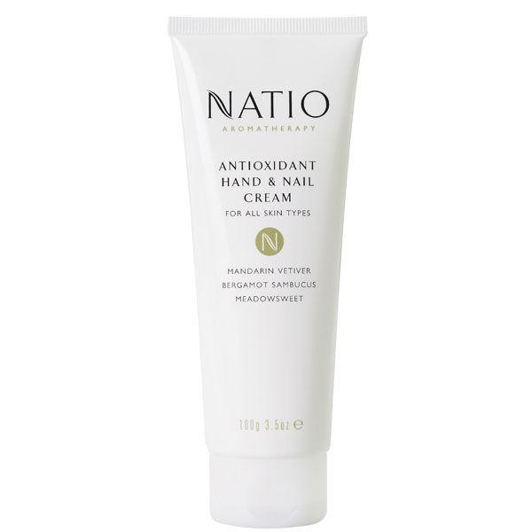 Natio Antioxidant Hand & Nail Cream (3.5 oz)