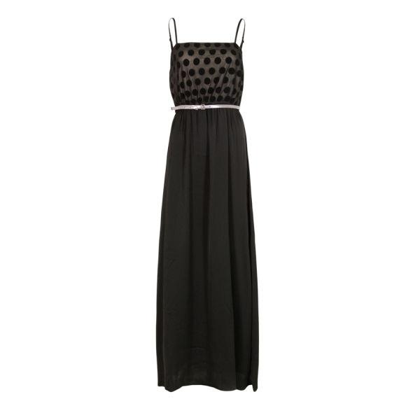 Jarlo Women's Dot Dress - Black