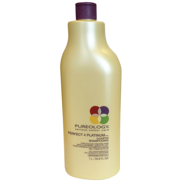 Pureology Perfect 4 Platinum shampoing (1000ml)