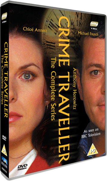 Crime Traveller - Complete Box Set