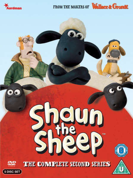 Shaun the Sheep - Complete Series 2