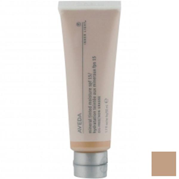 Crème hydratante teintée AVEDA INNER LIGHT SPF15 - 04 Sandstone (50ML)