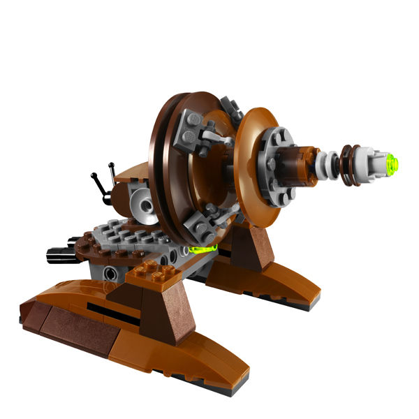 LEGO Star Wars: Geonosian Cannon (9491) Toys | TheHut.com