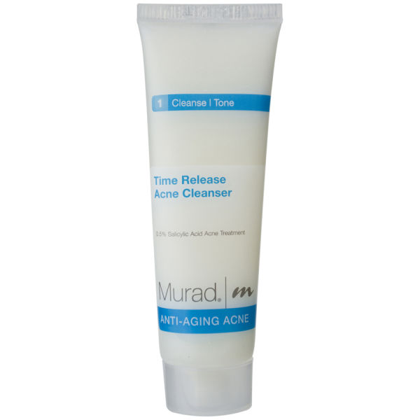 MURAD TIME RELEASE ACNE CLEANSER TRIAL SIZE (30ML)