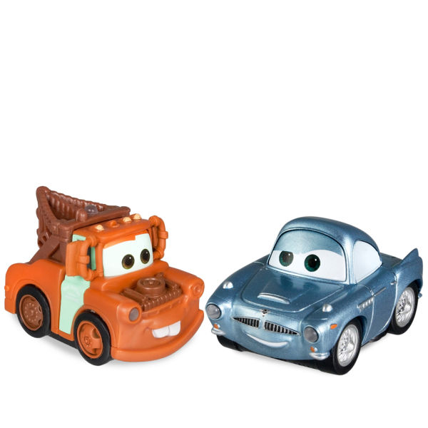 Finn Mcmissile Cars 2: Tow Mater And Finn McMissile