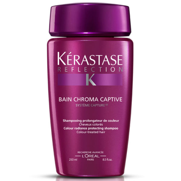 K rastase reflection bain chroma captive 250ml free for Kerastase bain miroir shine revealing shampoo