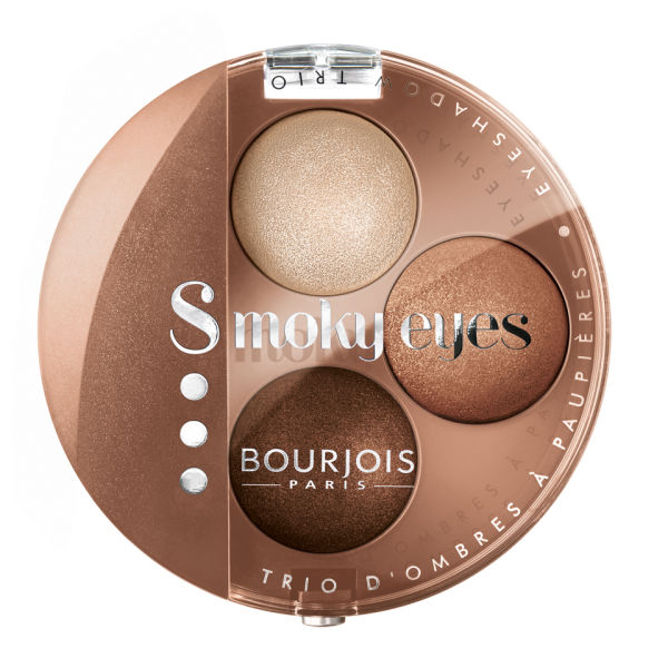 Bourjois Smokey Eyes Trio - Mordore Chic