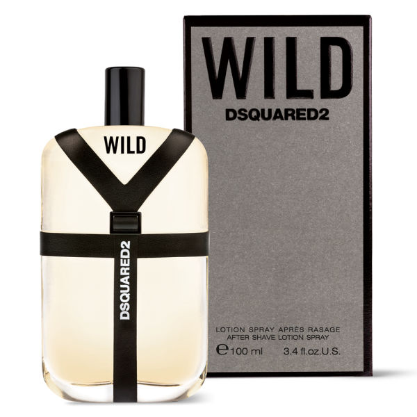 Loción aftershave Dsquared2 Wild 100 ml