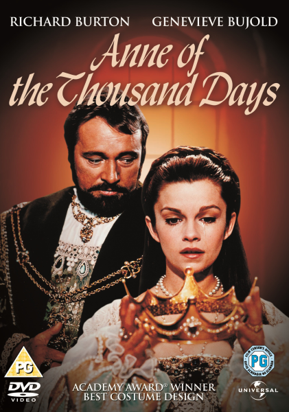 Anne Of The 1000 Days
