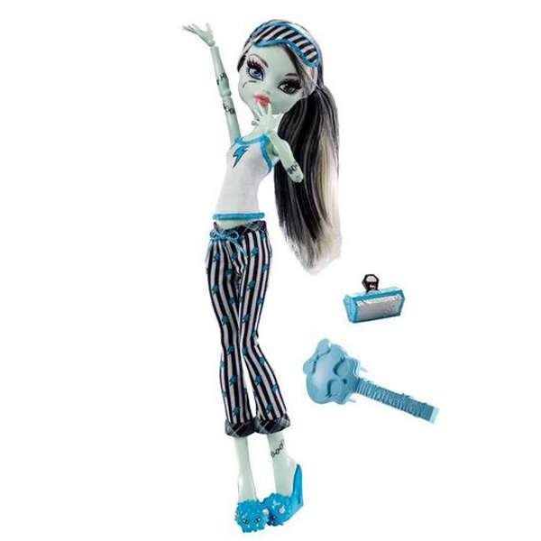 Monster High Dead Tired Frankie Stein Doll Toys Thehut Com