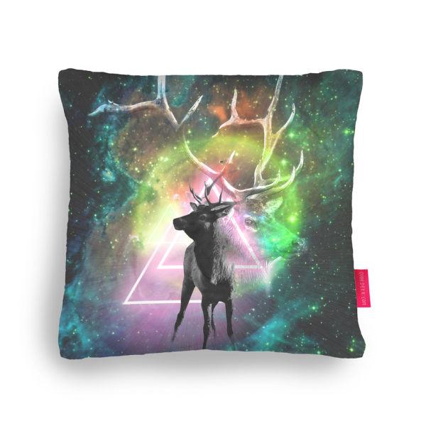 Ohh Deer Elk Cushion