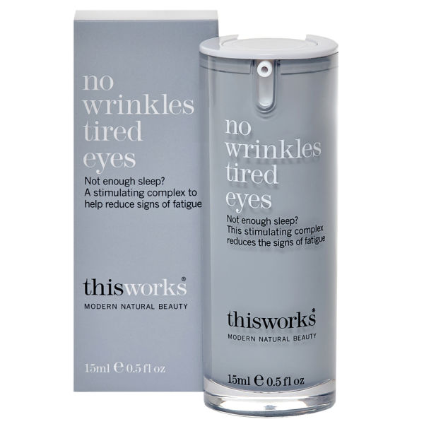 this works No Wrinkles Tired Eyes (15 ml)