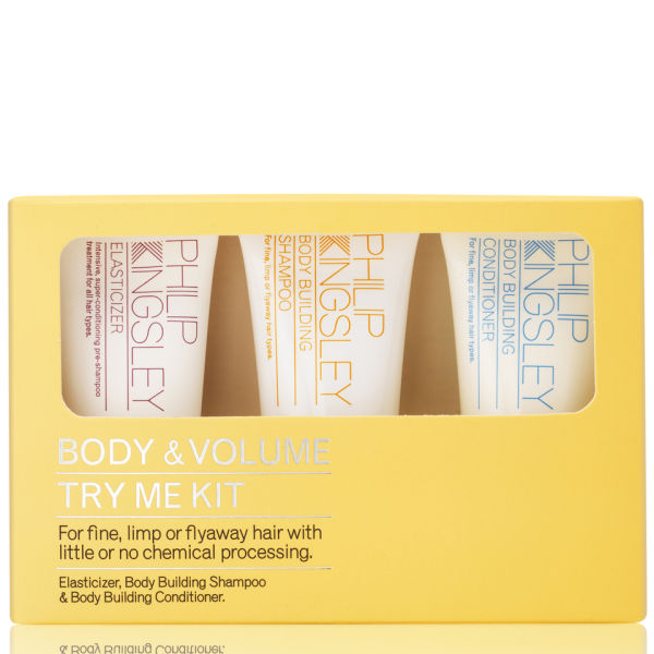 PHILIP KINGSLEY BODY AND VOLUME TRY ME KIT