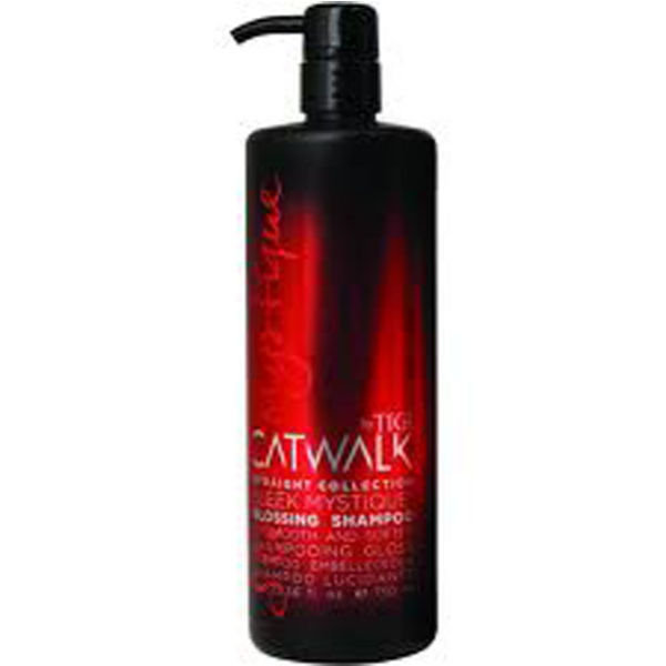 Tigi Catwalk Sleek Mystique Glossing Shampoo 750ml Hq Hair