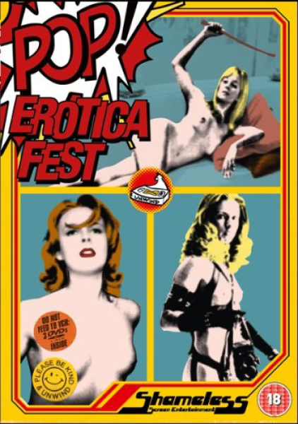 Shameless Pop Erotica Fest (Baba Yaga / Venus in Furs / Frightened Woman)