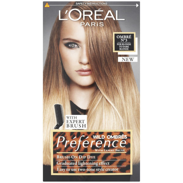 LOreal Paris Wild Ombres Preference Brush On Dip Dye No3