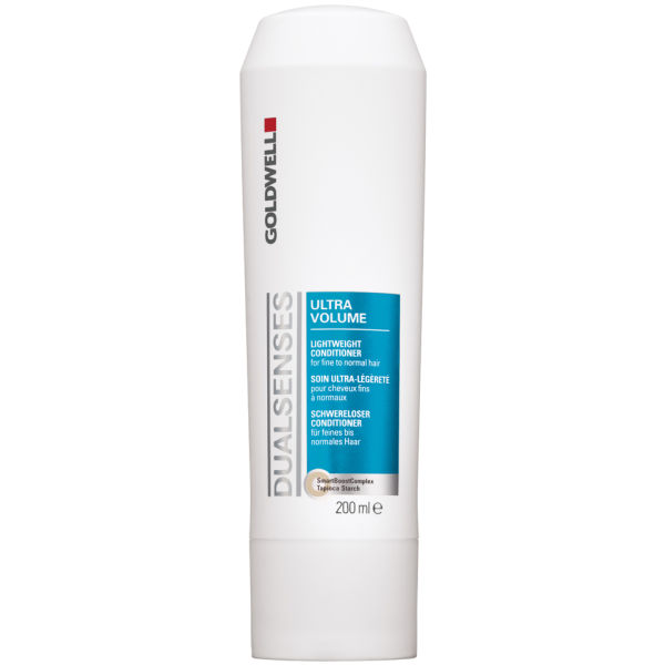Acondicionador ultraligero Goldwell Dualsenses Ultra Volume (200 ml)