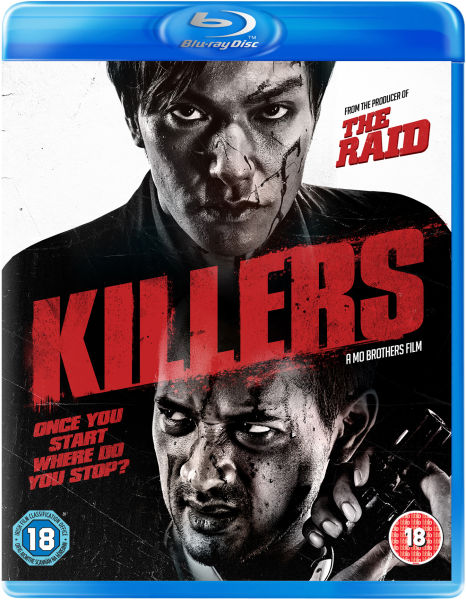 Killers (Includes UltraViolet Copy)