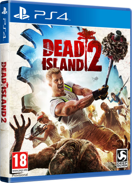 Dead Island 2 First Edition Ps4 Zavvi Com