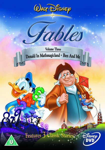 Disney Fables Vol 3 Iwoot